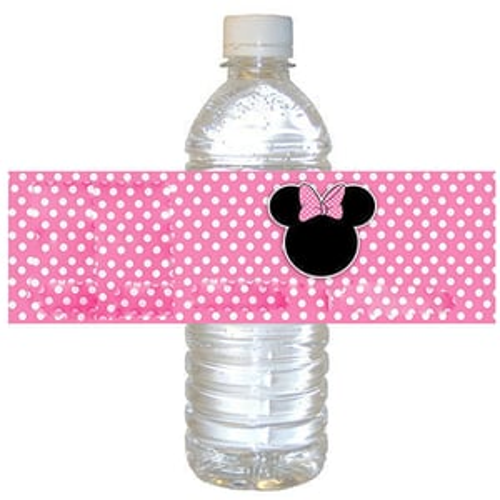 PET Empty Bottle PVC shrink label sleeve
