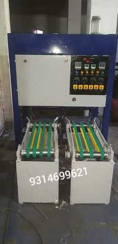 Double Conveyor Automatic Paper Plate Making with Counting and Siren
