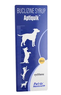 APTIQUIK Buclizine Syrup