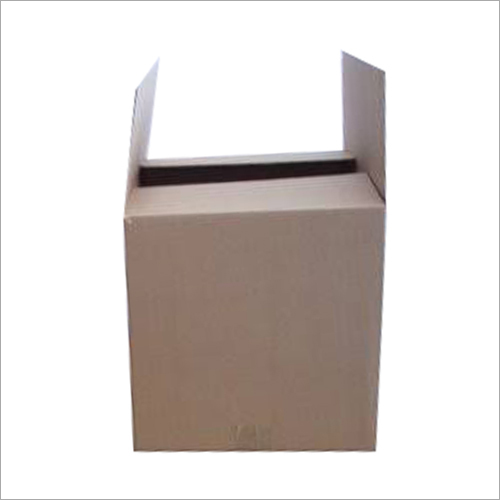 Square Corrugated Box