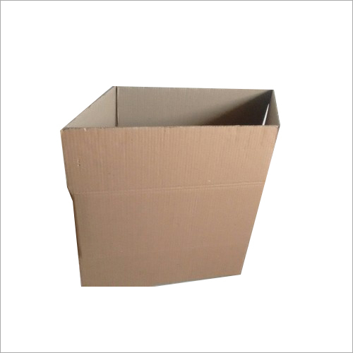 Customized Corrugated Brown Box