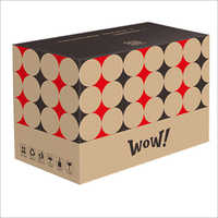 Printed Customized Corrugated Box