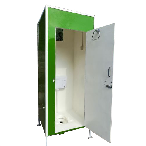 Double Skin Portable Toilet Cabin