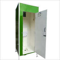 Commercial Portable Toilet with MS Frame