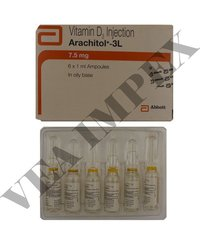Arachitol 3L Injection Vitamin D3