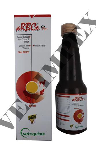 Arbc Pet Glycine 200ML-CHELATED FERROUS GLYCINATE100M