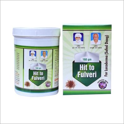 Ayurvedic Fulveri Medicine Leucoderma
