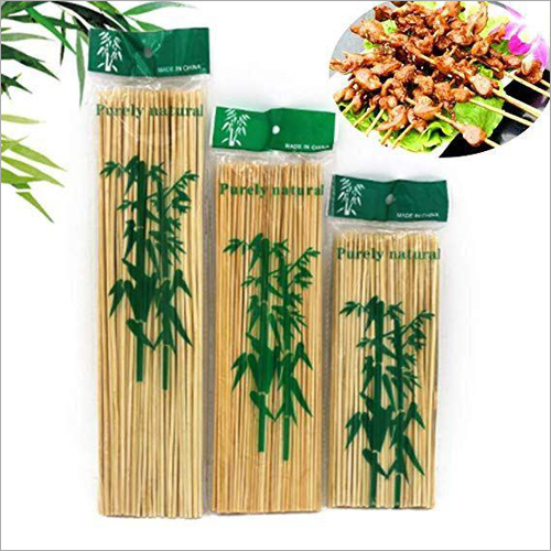 Bamboo Skewer Pack