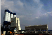 HZS120 modular concrete mixing plant