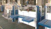 Semi Auto Folding Gluing Machine
