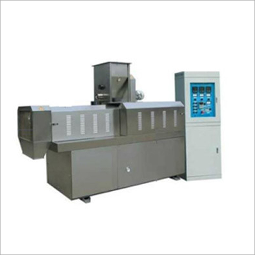 Automatic Snacks Twin Screw Extruder Machine