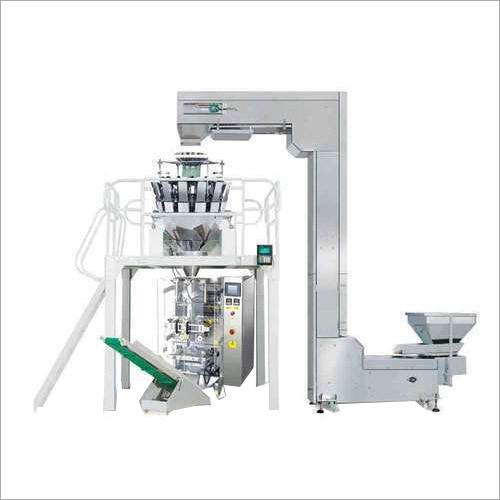 Automatic Potato Chips Packing Machine