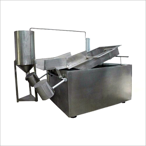 Rectangular Batch Fryer Diesel