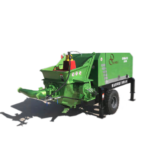 Electric Shotcrete Spraying Machine SPJ08-07-22
