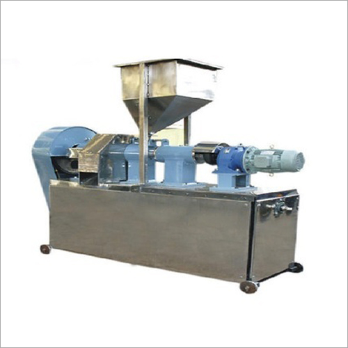 Puff Corn Single Screw Extruder