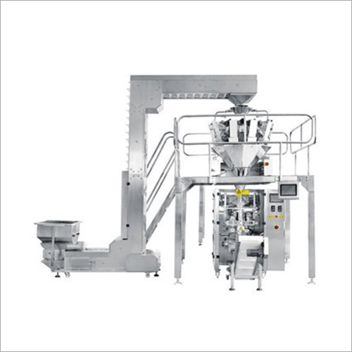 Multihead Weigher With Automatic Pouch Bagger
