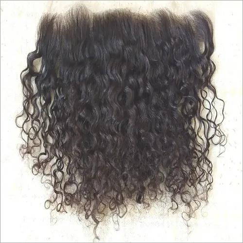 Raw Curly Lace Frontal