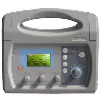 Portable Emergency Ventilator