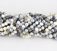 Dendrite Opal Beads