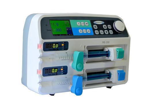 Syringe Pump Dual Channel