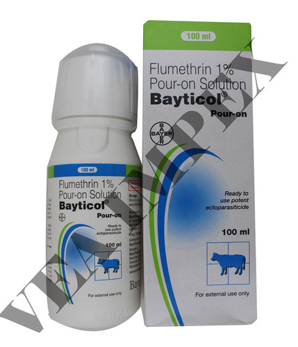 BAYTICOL 100ML-FLUMETHRIN 1%