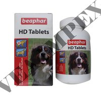 Beaphar HD Tablets-SUBSTANCES MINERALSCELLULOSE B