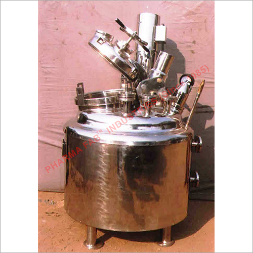 Injection Solution Kettle Machine Parts