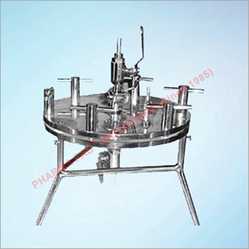 Membrane Filter Holder Machine