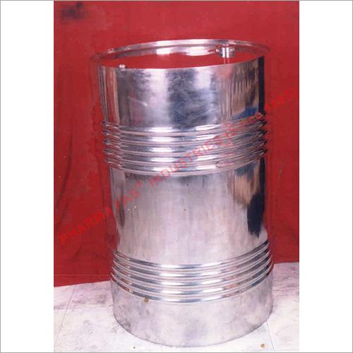 SS Liquid Drum