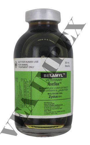 Belamyl 30ml  Vitamin B12 Injection-b Complex Vitamin