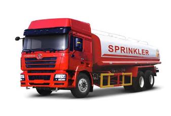The F3000 Sprinkler Truck