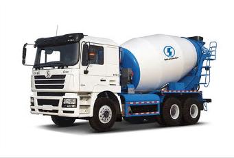 The F3000 Mixer Truck