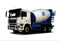 The F3000 Mixer Truck