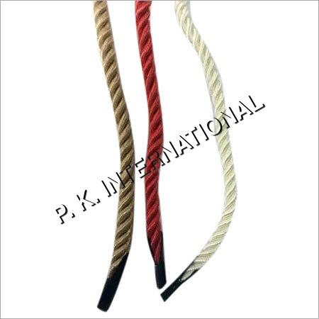 Twisted Coloured Rope Paper Handle