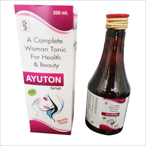 Health And Beauty Woman Tonic