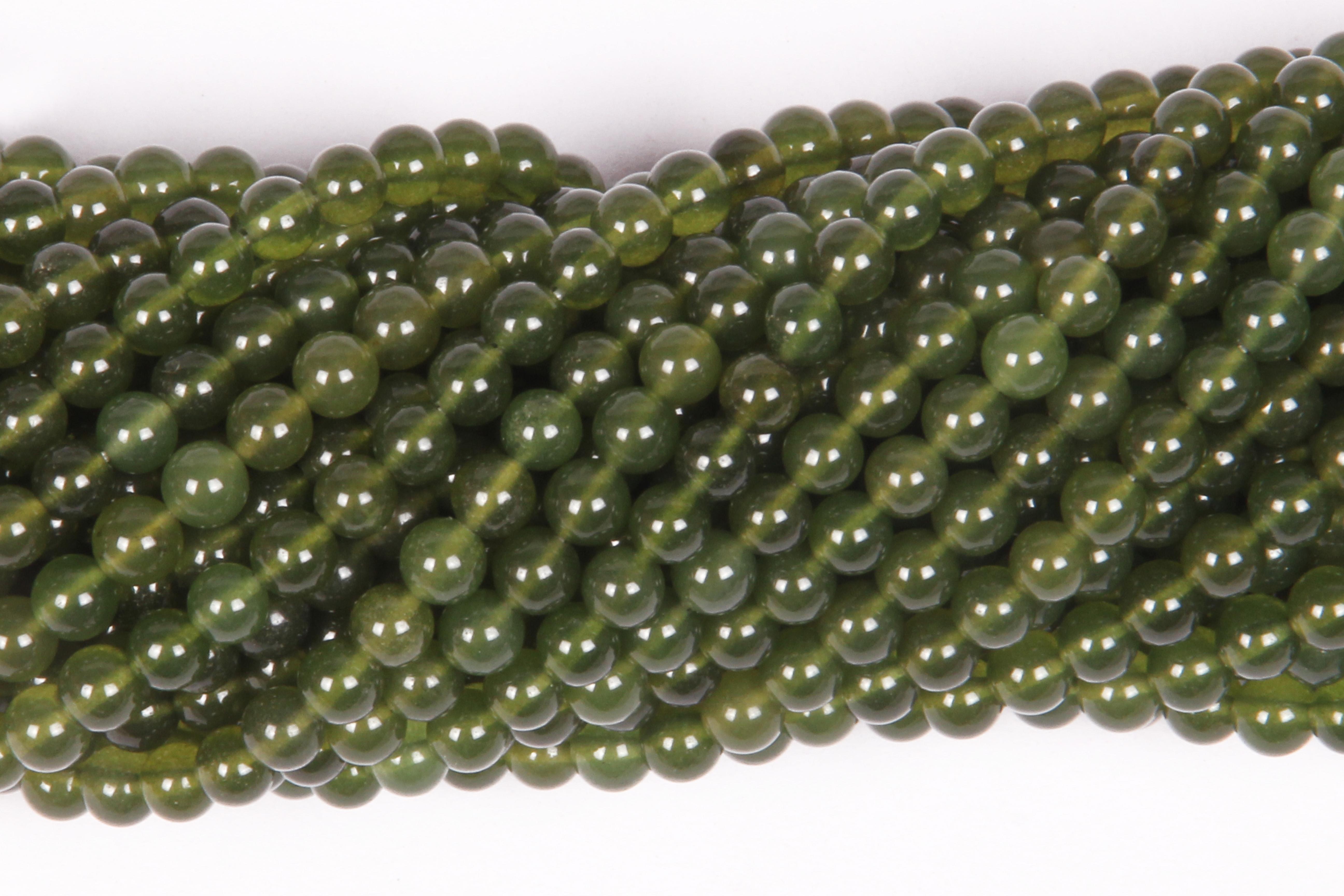 Vessonite Beads