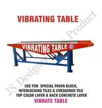 Semi-Automatic Vibrating Table