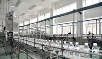 Pure Water Easy Operate Soft Drink Production Line