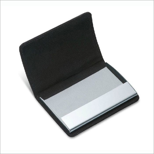 Metal Box Business Card Holder