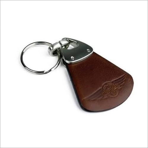 Pure Leather Key Chain