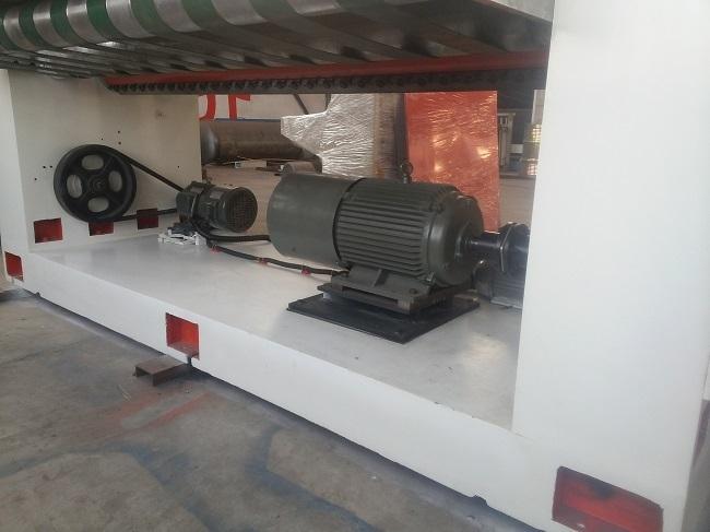Corrugated Cardboard Machine