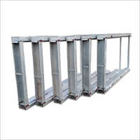 Rectangular Steel Window Frame