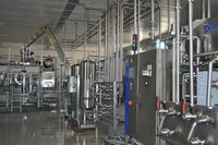 Soft Drink Production Line Concentrated Fruit Drink Manufacturing Equipment