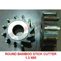 Round Bamboo Sticks Making Machine