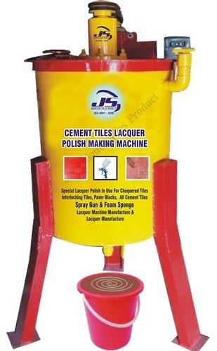 Lacquer Polish Machine