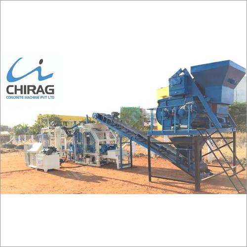 Chirag Multi-Usage Fully Automatic Cement Block Making Machine