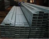 RHS Galvanised From Welding Pipe Factory