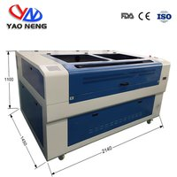 1610 CNC Router Cutter CO2 Laser Cutting Machine
