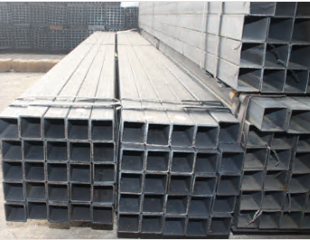Steel Square Tube From Welding Steel Pipe Factory