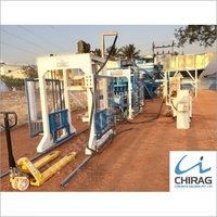 Chirag Latest Technology Hydraulic Block Machine